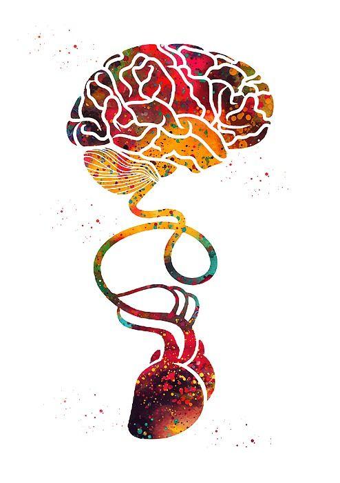 Pin de Samira Ferreira em fineartamerica | Arte da ciência, Tatuagem  coruja, Wallpapers criativos