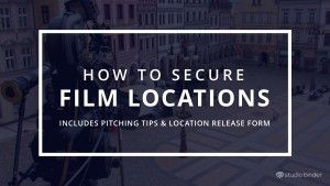 How To Secure Film Locations Free Location Release Form  Indie