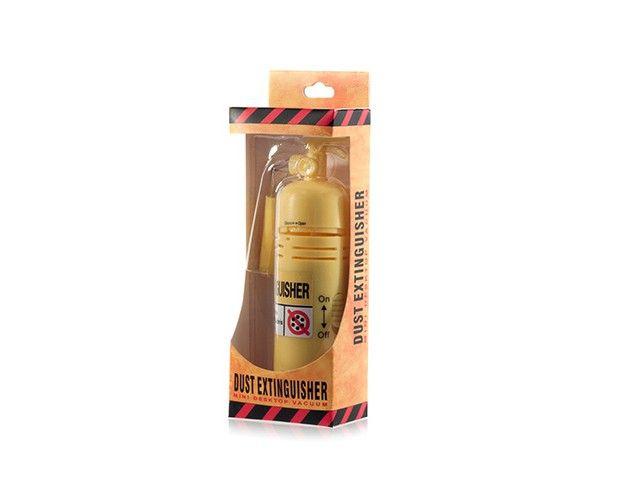 Extintor Aspirador De Escritorio Amarillo - http://regalosoutletonline.com/tienda/el/extintor-aspirador-de-escritorio-amarillo