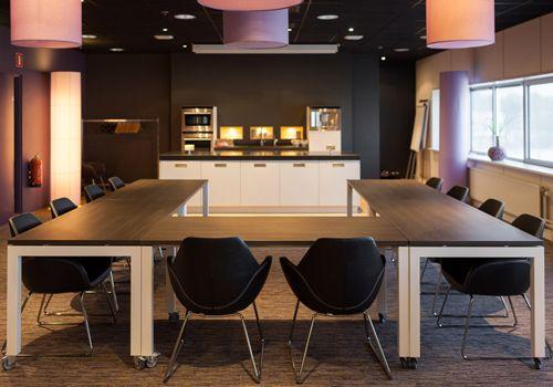 Ontvangst en vergaderruimte bruynzeel keukens bv office