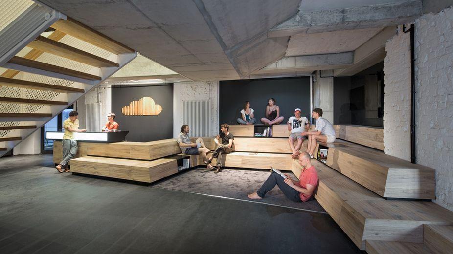 designline b ro projekte klangwolken ber berlin buero. Black Bedroom Furniture Sets. Home Design Ideas