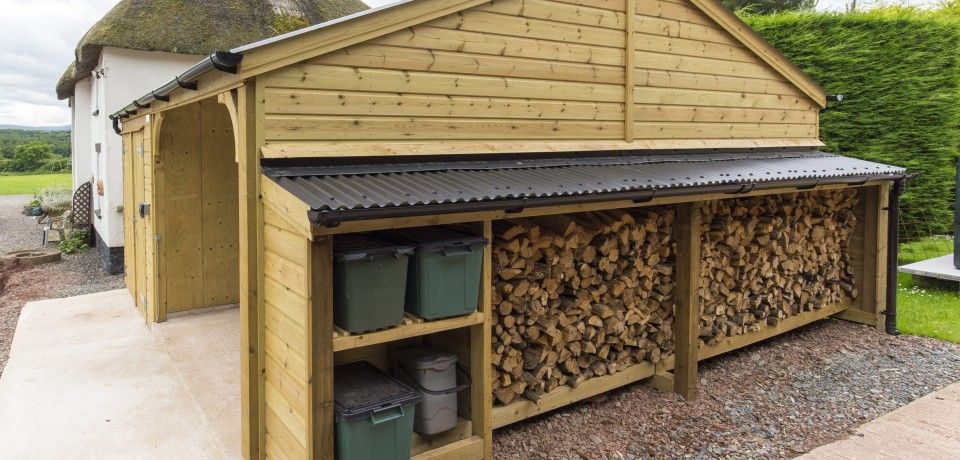Timber Frame Carport and Building a shed roof