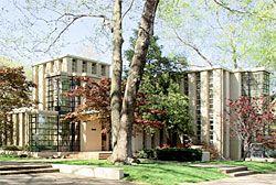 Frank Lloyd Wright House Westhope In Tulsa Ok Architecture