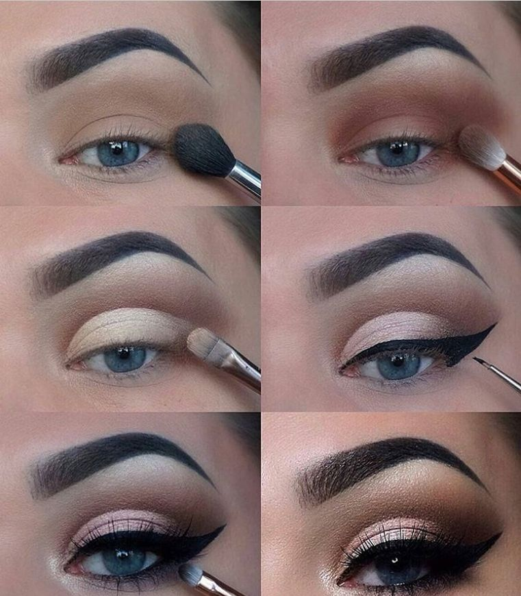 20+ Fascinating Makeup Tutorial Ideas For Beginners You Must Copy - Ayayoutfits - Hair Beauty