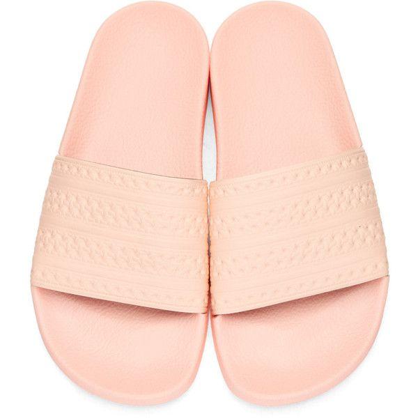 Adidas originals pink, Pink sandals