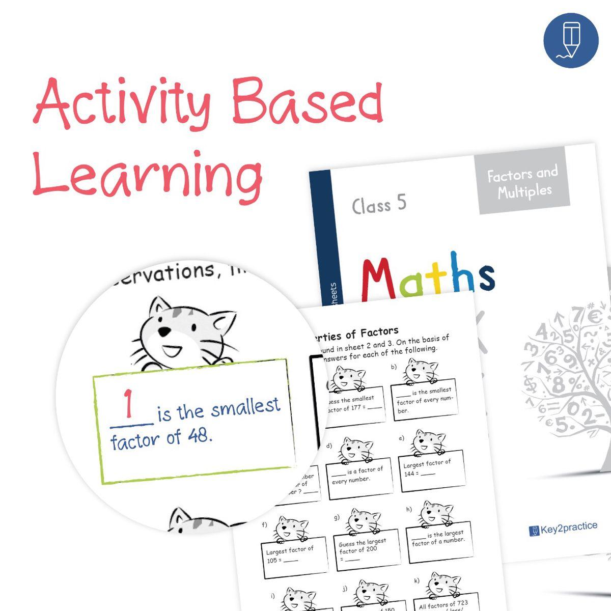 Factors Amp Multiples Worksheets I Grade 5 Maths