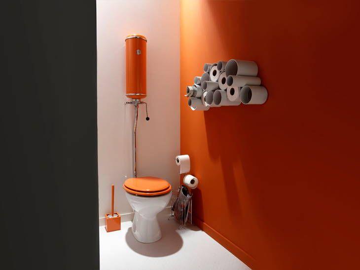WC  styles et tendances Leroy Merlin House \ Home Pinterest - meuble pour wc suspendu leroy merlin