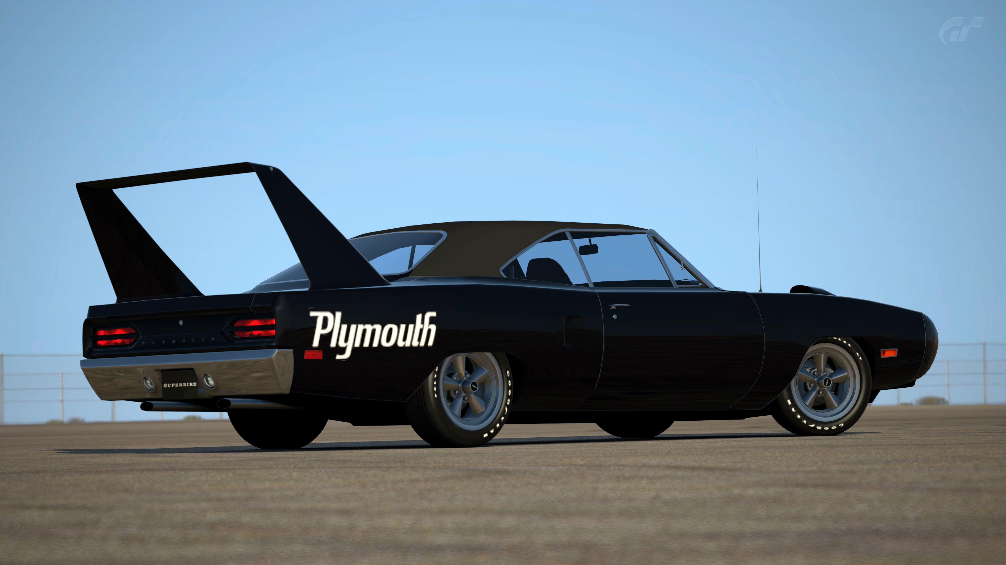 1970 Plymouth Superbird Gran Turismo 6 Classic Cars Muscle Plymouth Superbird Superbird