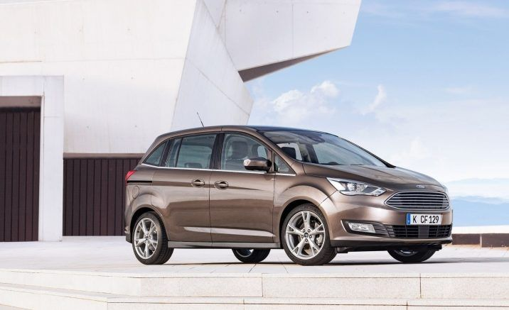 2016 Ford Grand C Max 1 5 Ecoboost Titanium Review With Images