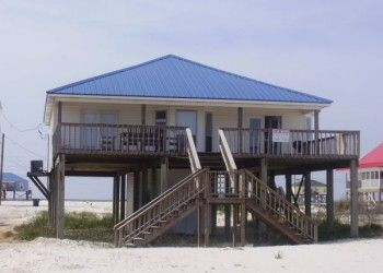 Dauphin Island Beach House Alabama Gulf Coast