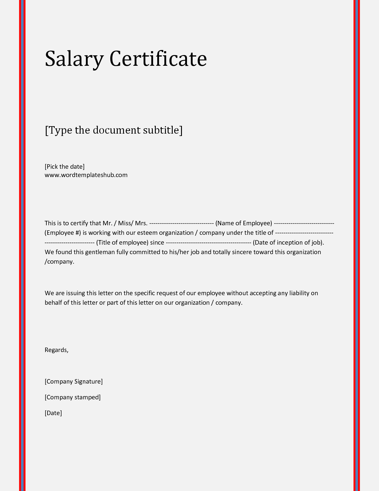 Request Letter For Certificate Employment Nurses Cover Proof