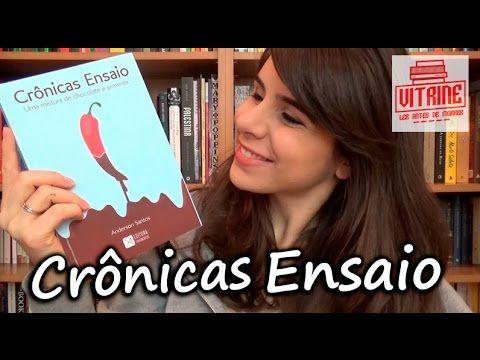 Está estudando crónicas? Te pediram pra escrever cronicas? Assista esse vídeo. E depoisw, leia crónicas.