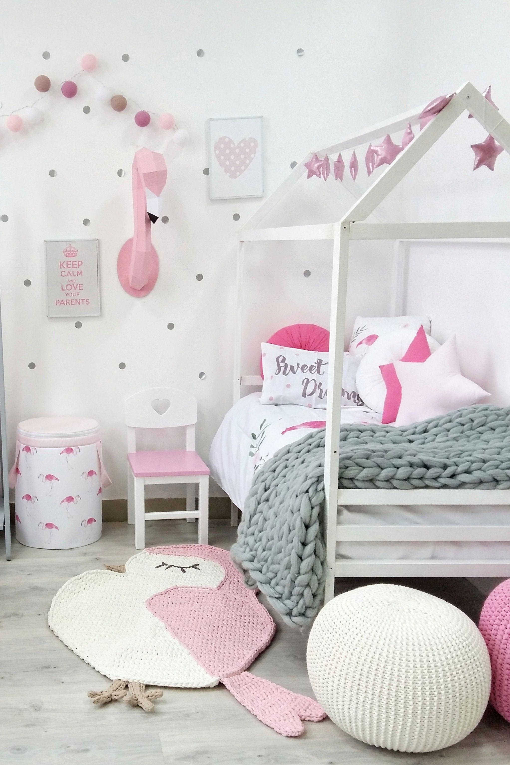 Flamingo Bedding Set And Toys Basket To Buy On Etsy