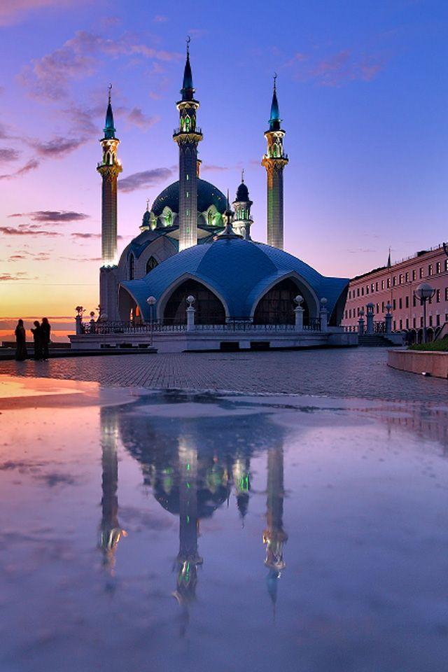 Kazan Iphone Wallpaper Download More In Http Www Ilikewallpaper Net Iphone Wallpaper Kazan Mosque Beautiful Mosques