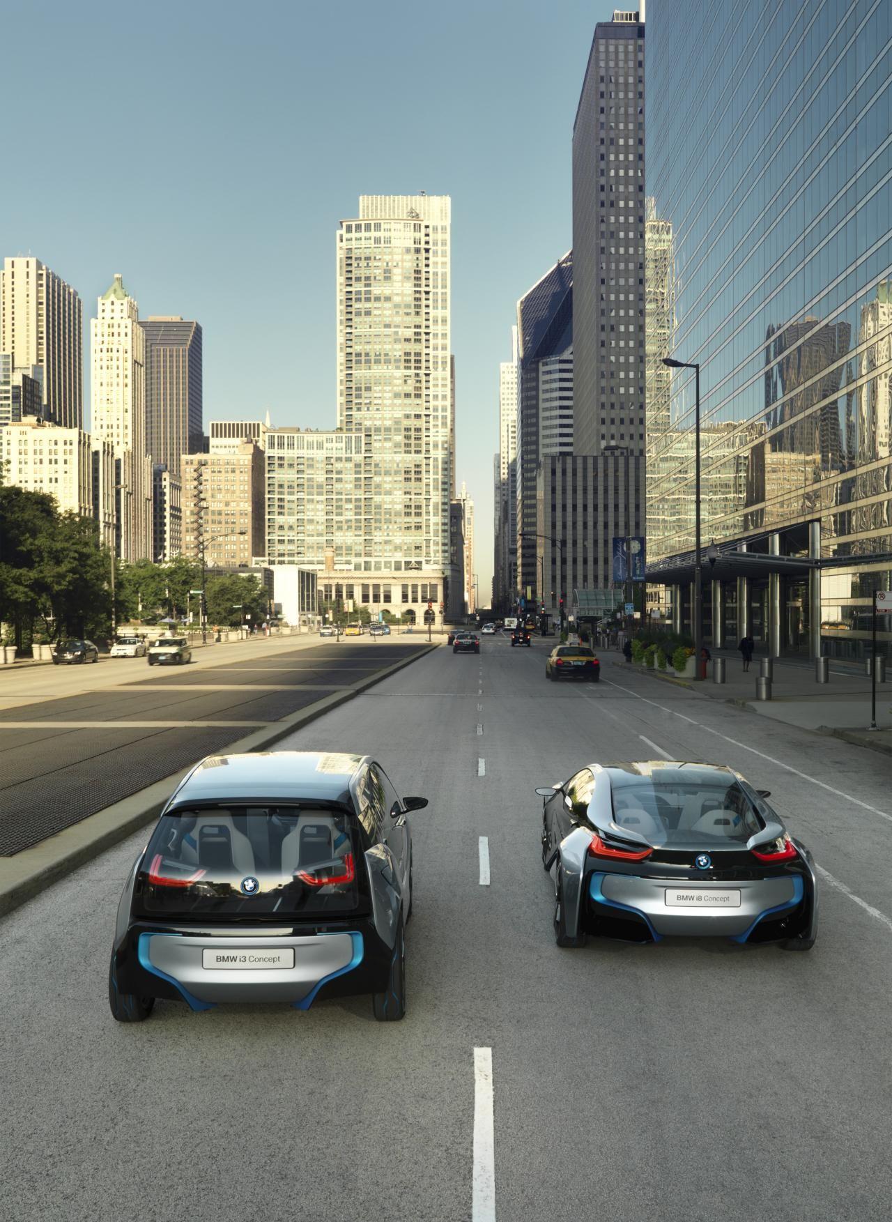 2011 BMW i3 Concept   BMW   Pinterest   Bmw i3, BMW and Cars