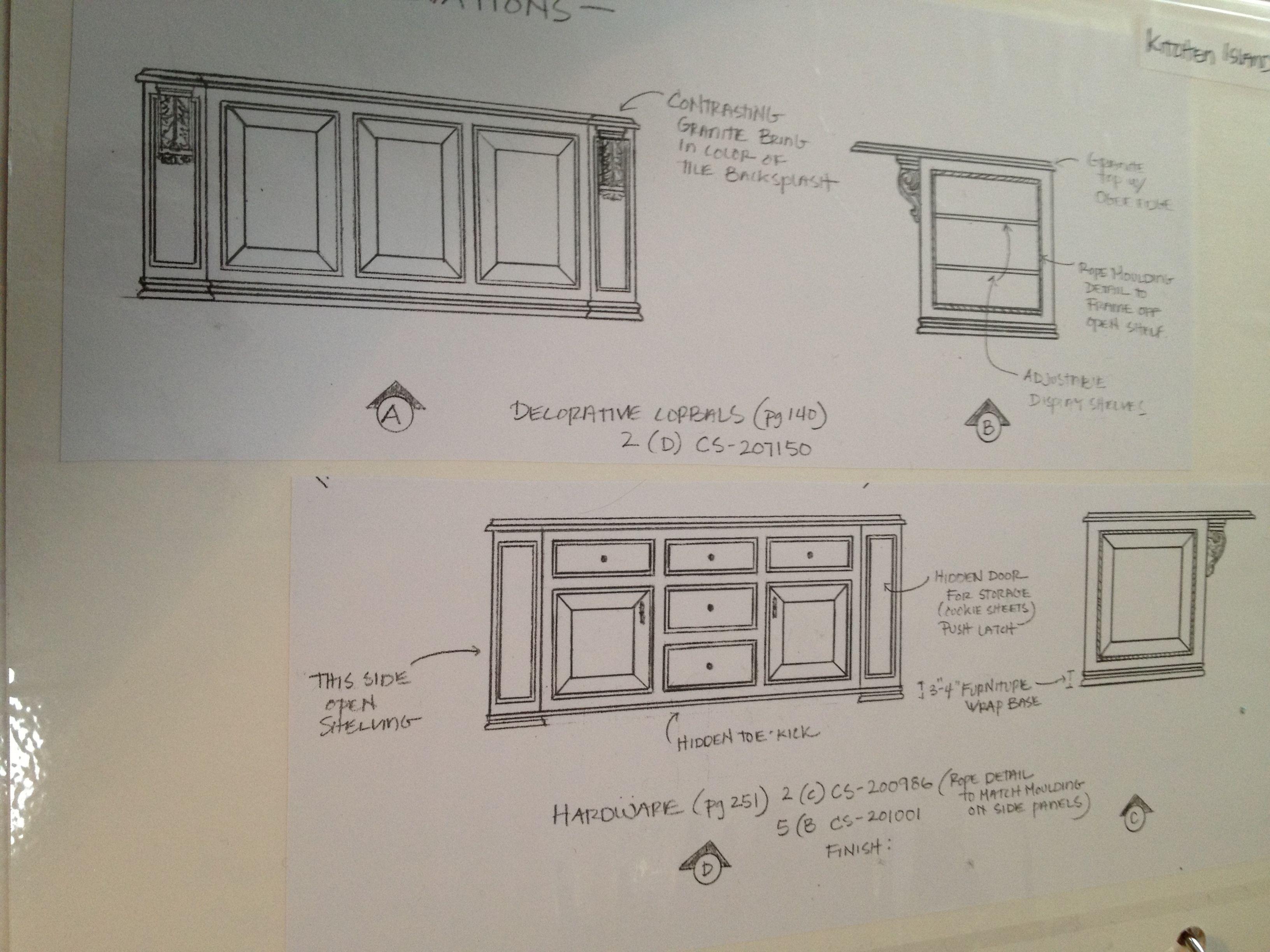 Custom Kitchen Island Design Plans Custom Kitchen Island Kitchen Island Design Design