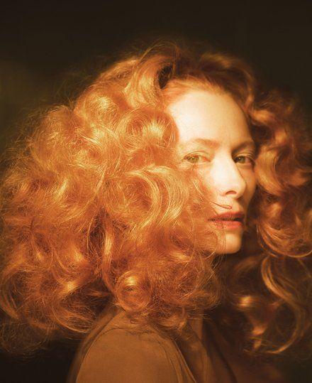 Hair Legend Sam Mcknight On Tilda Swinton Kate Moss And Princess Diana Tilda Swinton Dazed Confused Sam Mcknight