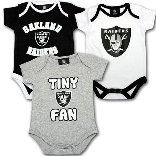 Baby Raiders Onesie...Patrick will say these are a must  adc99bb53