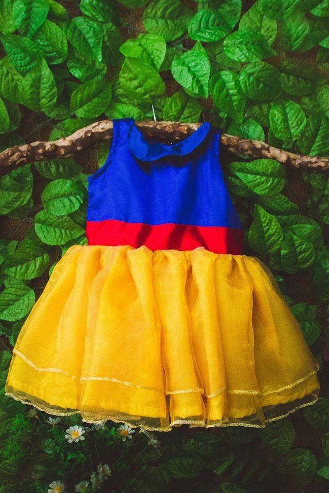 Fantasia Beb Branca De Neve Luxo Disney Dresses And White Baby