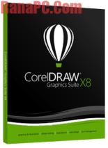 Corel Draw X8 Serial Number Keygen Full Free Download Coreldraw Graphic Design Software Web Design Font