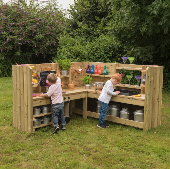 Mud Kitchens Top tips and ideas in 2020 Mud kitchen