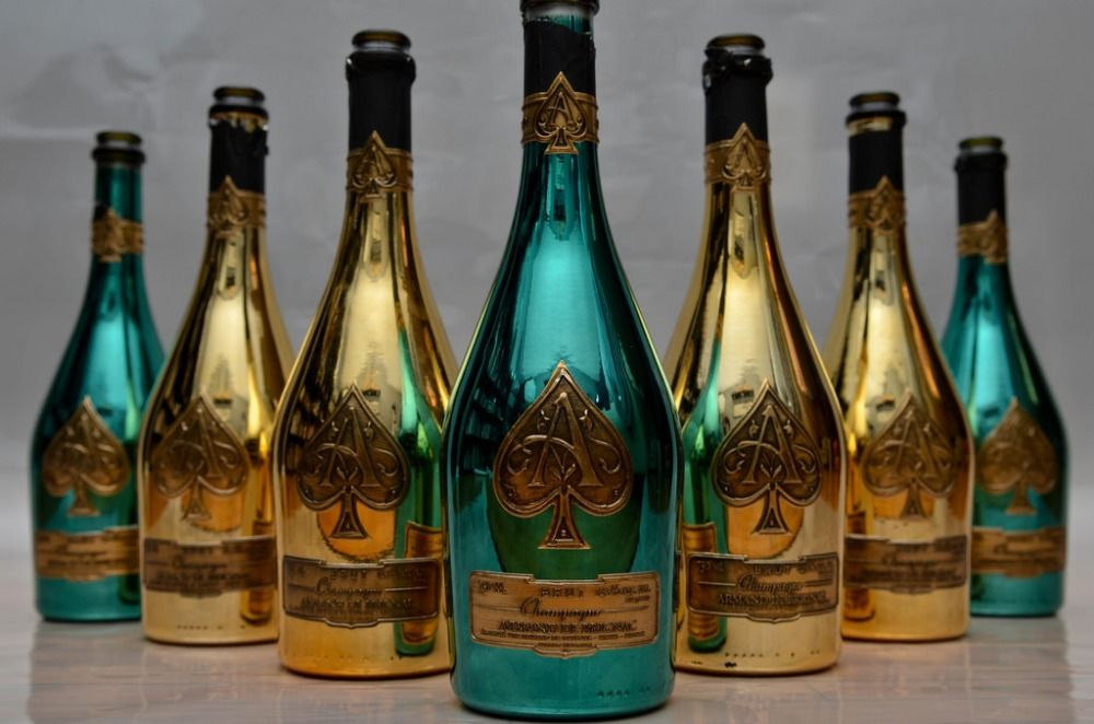 Ace Of Spades Champagne Ace Of Spades Champagne Suppliers And Manufacturers At Alibaba Com Spade Champagne Bottle Manufacturers Champagne