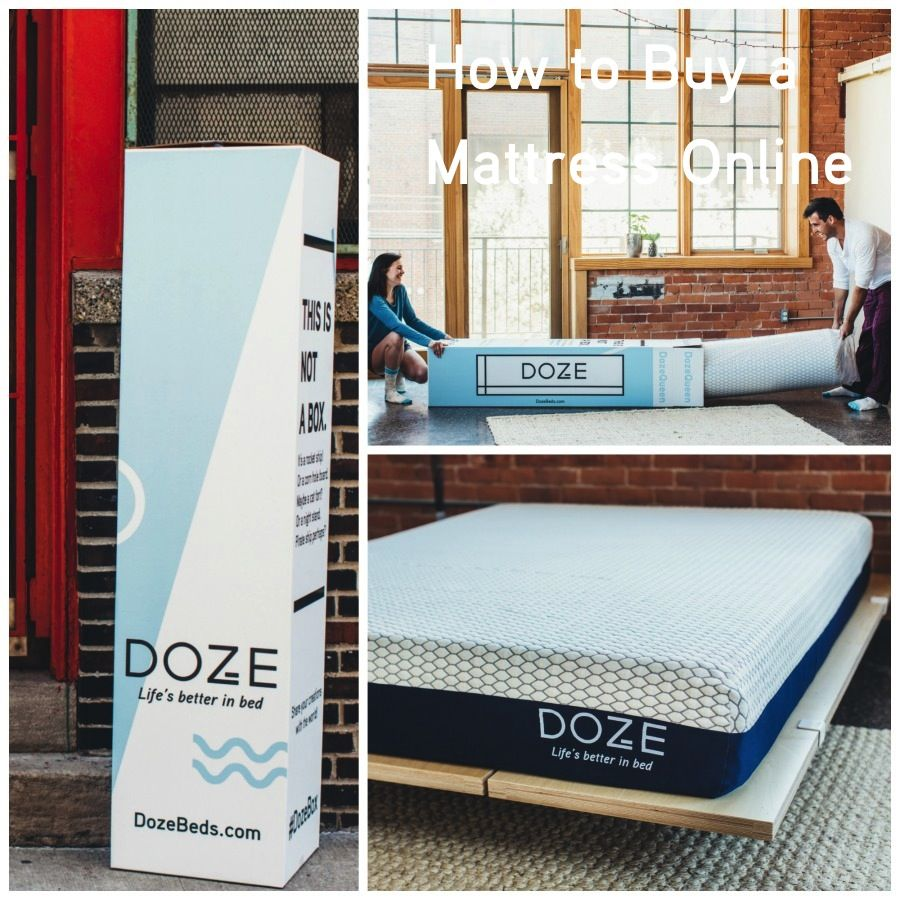 Doze Premium Hybrid Mattress Luxury mattresses, Hybrid