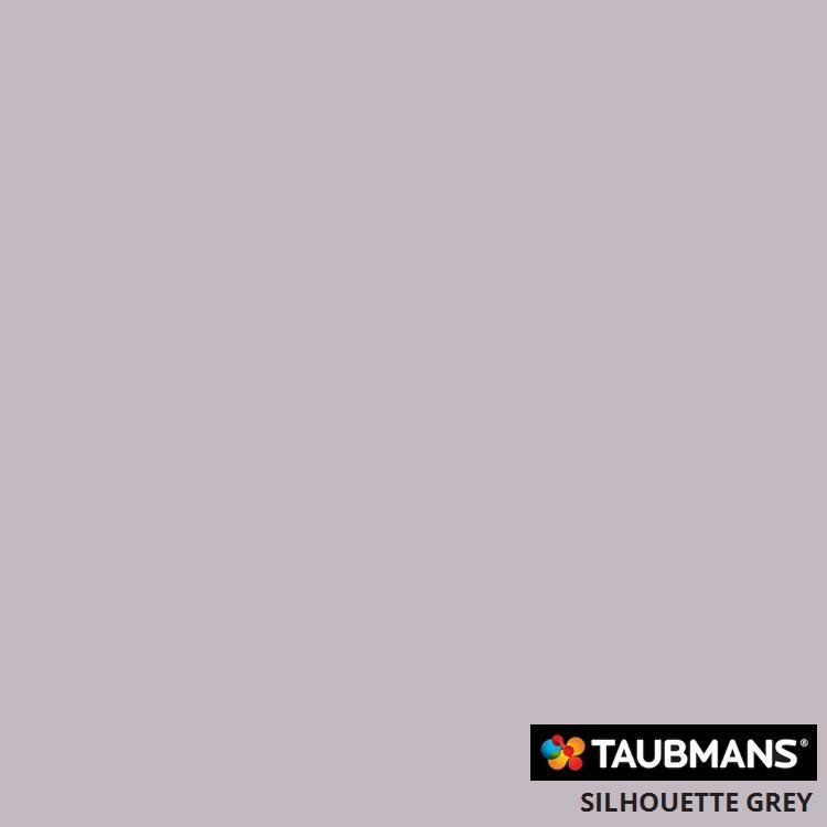 #Taubmanscolour #silhouettegrey