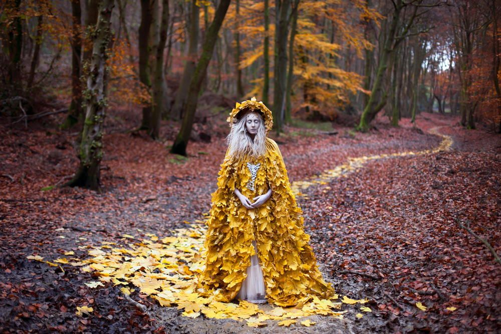 The Guidance of Stray Souls by Kirsty Mitchell on 500px