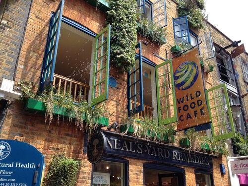 Wild food cafe london raw food havens pinterest cafes and wild food cafe london malvernweather Images