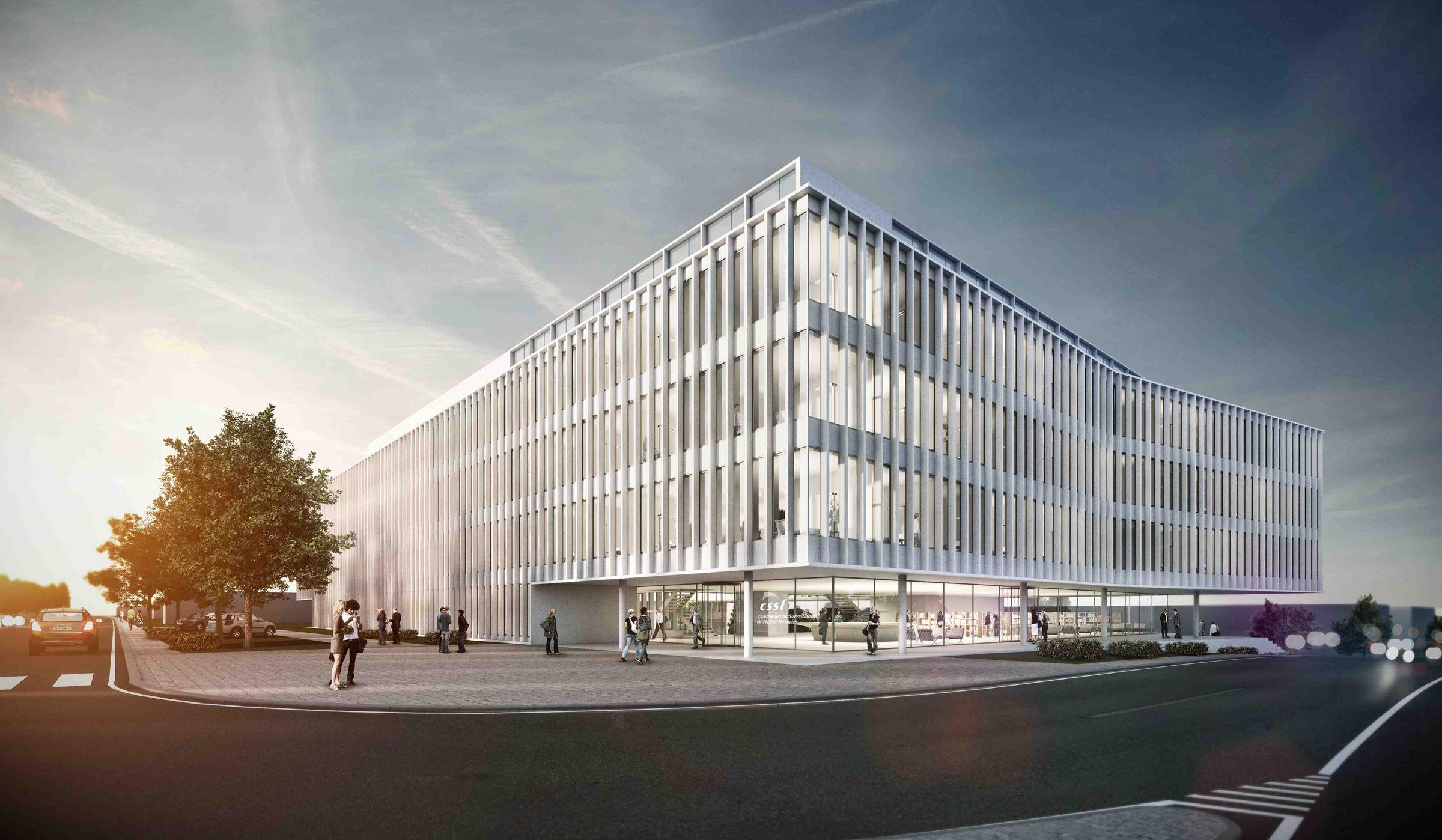 rchitekten Köln Bürogebäude in ...