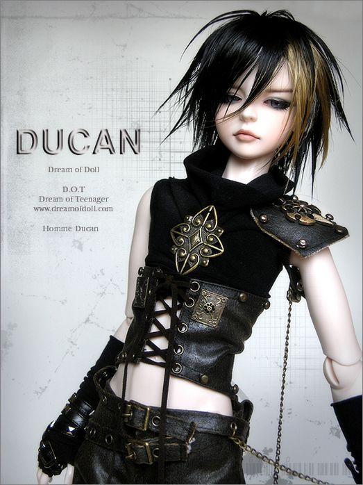 Gothic doll42 - Gothic Dolls - Dark art pictures