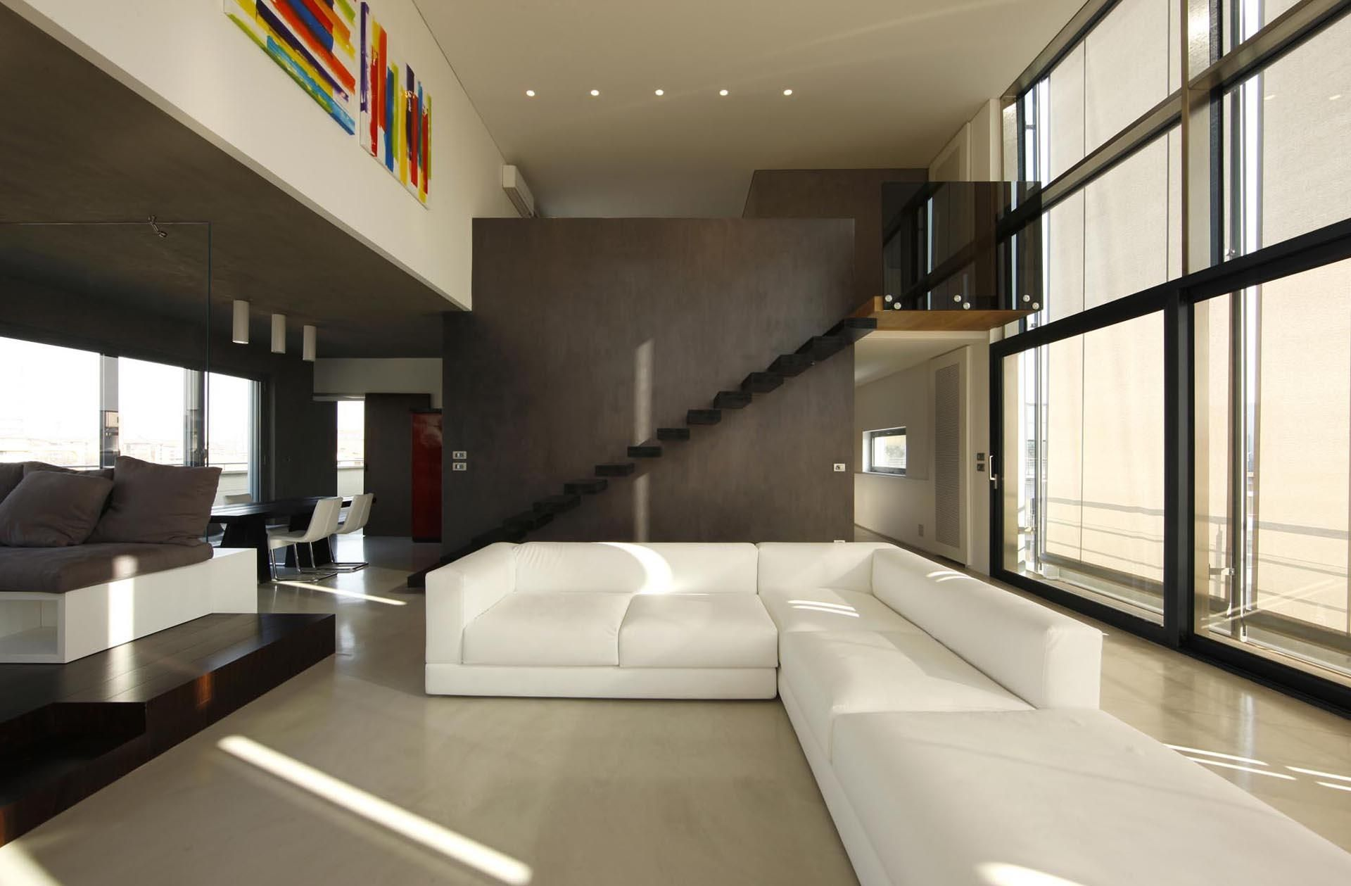 Loft Ex Ceat Interior Architecture Home House Design