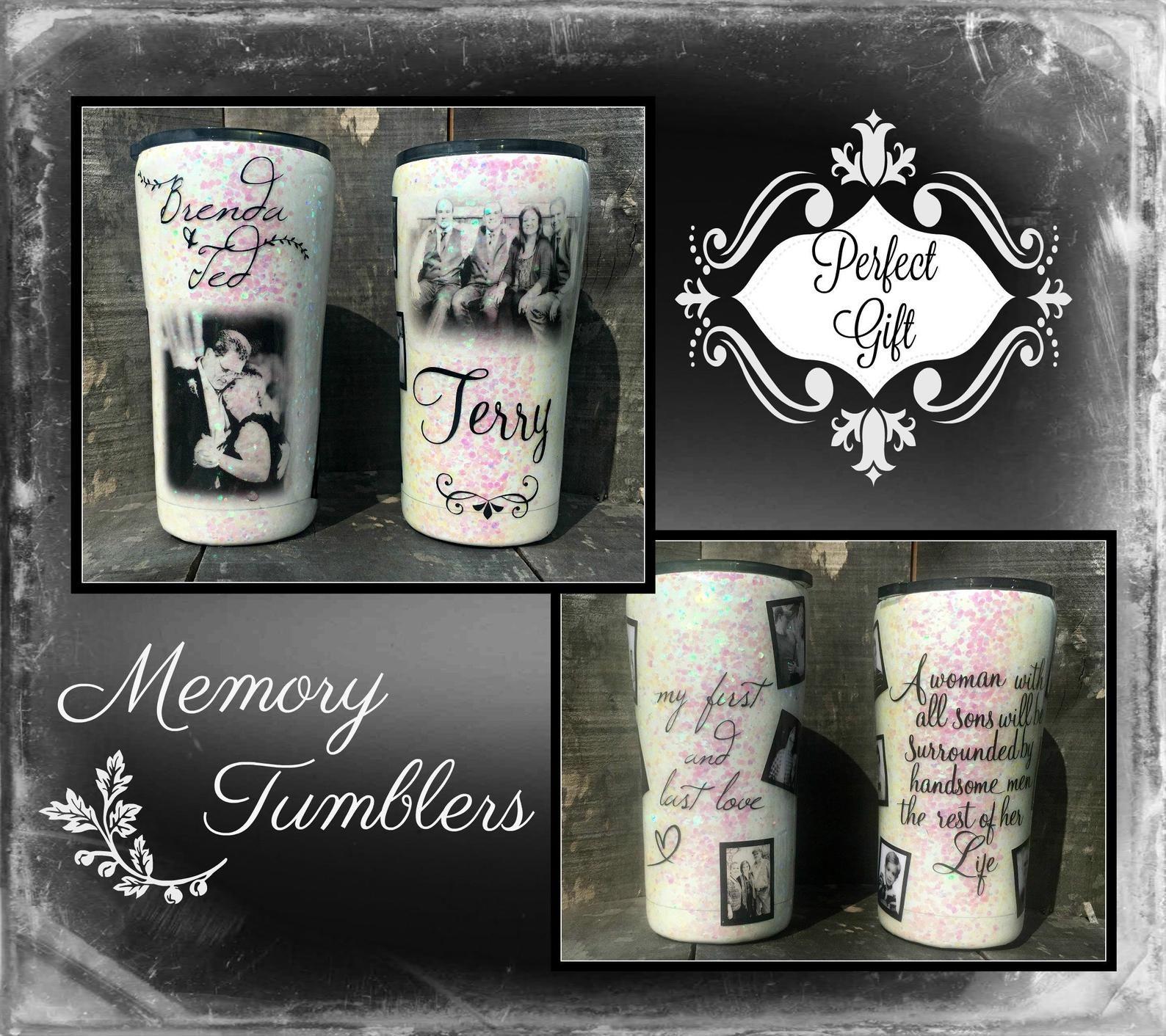 custom photo tumbler tumbler Photo tumbler gifts for him 20oz tumbler gifts for her custom tumbler