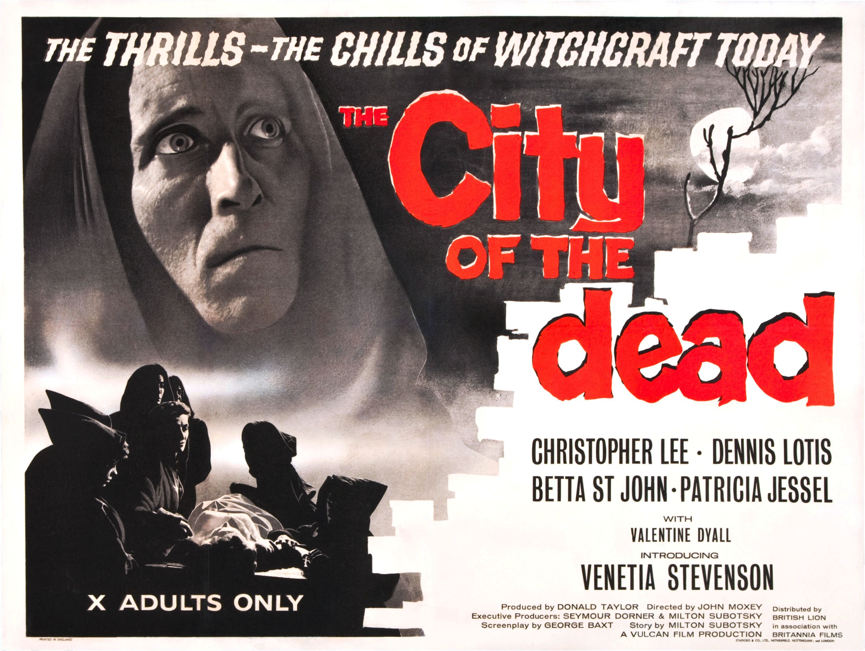 City of the Dead Horror Hotel 1960