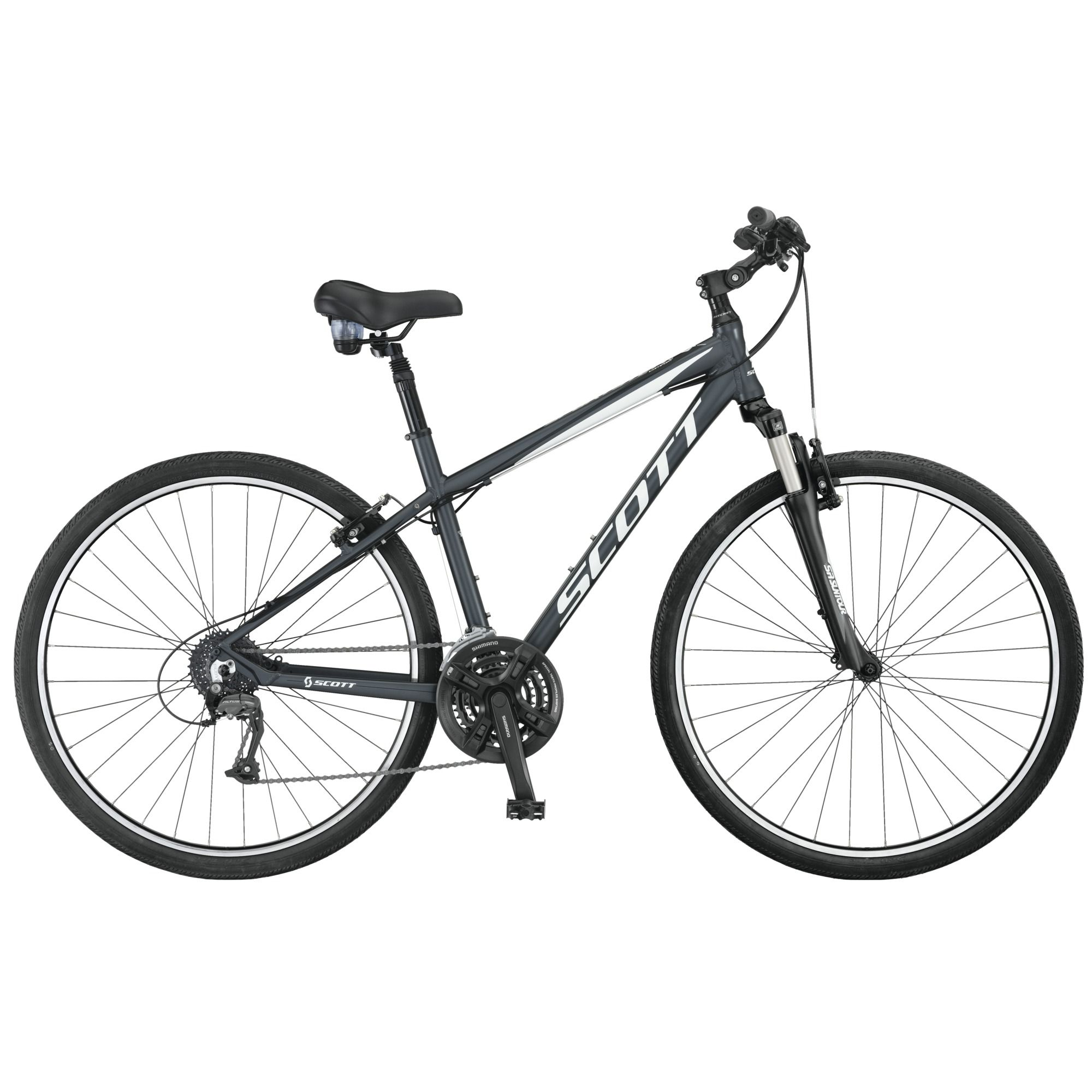 Scott Sports Scott Sportster Comfort 10 Men Bike Bike Trek