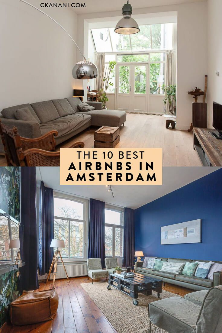 10 Best Airbnb Amsterdam City Centre Apartments ...