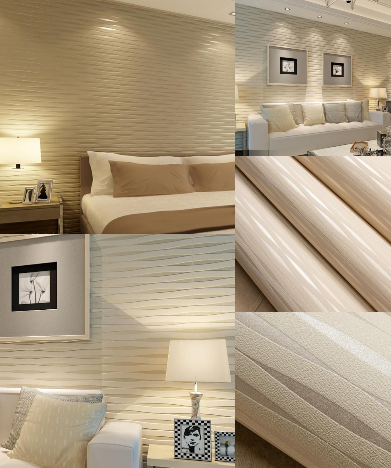 Visit To Buy Striped Wallpaper For Walls 3 D Wall Home Decor