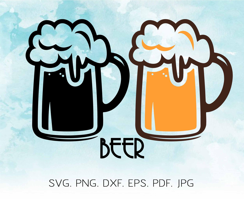 Cinco De Mayo Svg Beer Mug Svg Beer Svg Beer Glass Svg Drink