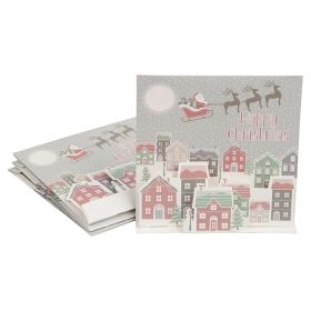 Online Food Shopping Pop Up Cards Online Food Shopping Christmas Cards