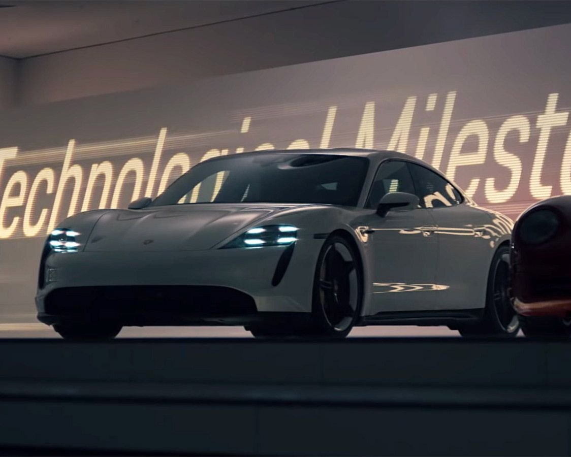 Watch Porsche S First Super Bowl Commercial In 23 Years In 2020 Porsche Sports Car Brands Super Bowl