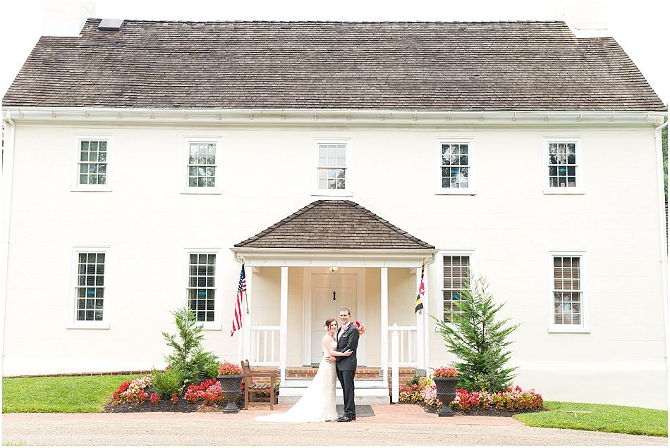 Waverly Mansion Couple Catering by Uptown Waverly Mansion Wedding