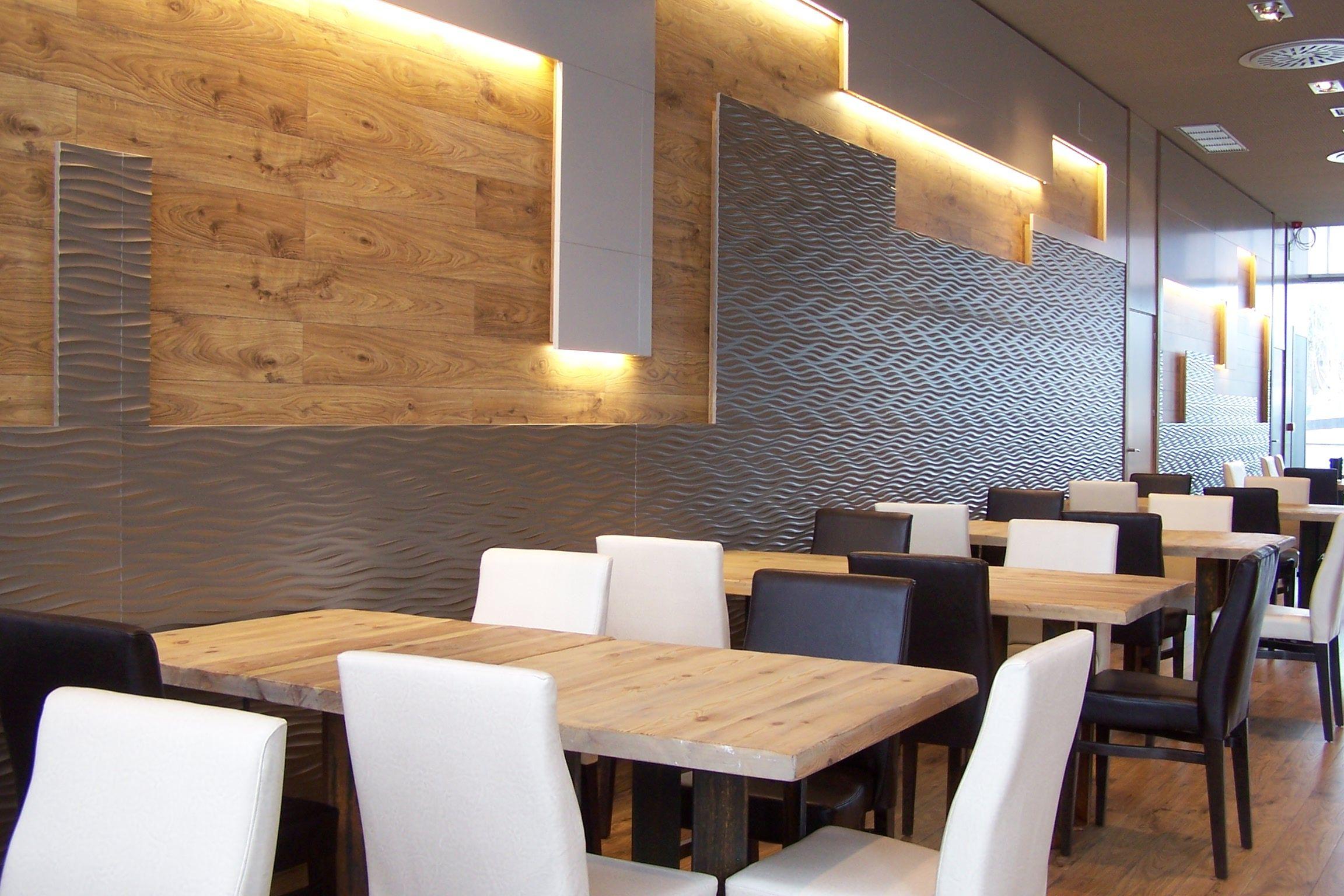 Ideas de cafeteria bar restaurante estilo for Diseno de interiores diseno contemporaneo