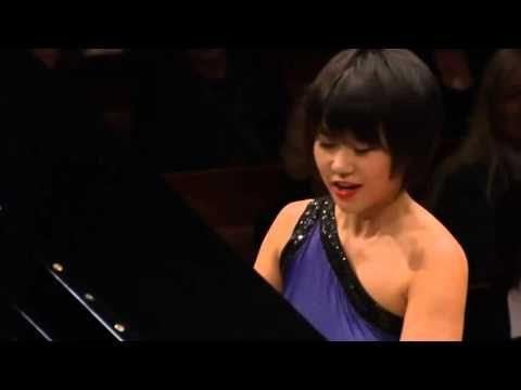 HD] Yuja Wang Mozart Turkish March (Virtuoso mix of Volodos and