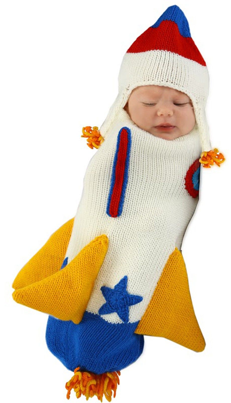 roger the rocket ship infant bunting | astronaut costumes