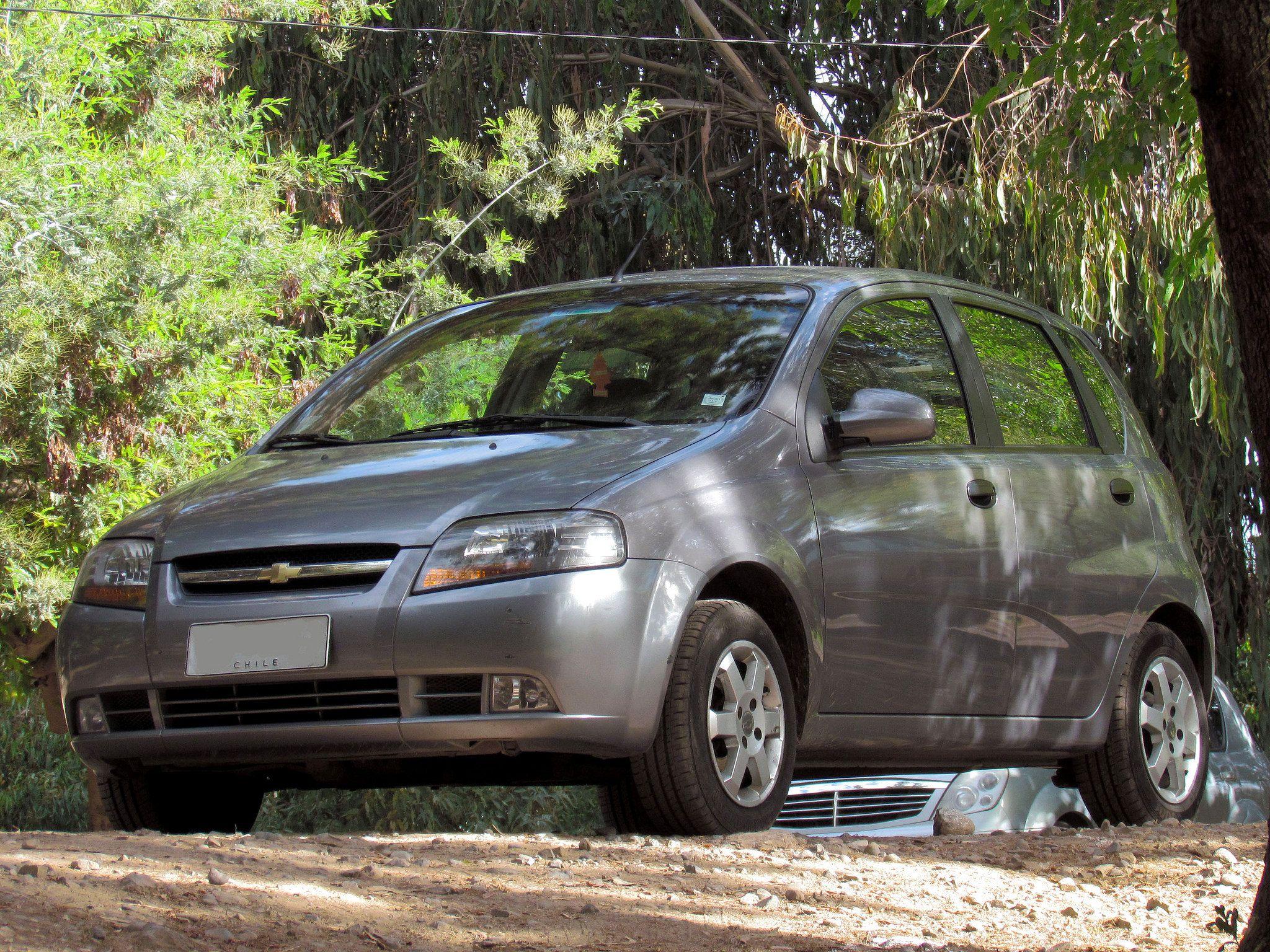 Chevrolet Aveo 1 4 Lt 2005
