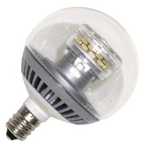 Tcp Ldcg163wh27k Dimmable 3 Watt G16 5 Led Globe Light Bulb