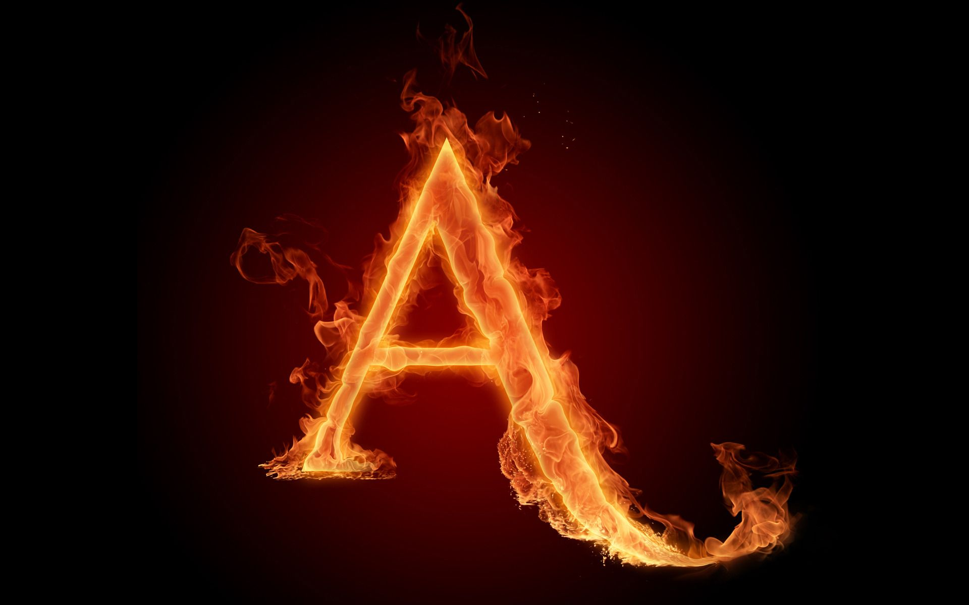 D Alphabet Wallpaper HD Wallpapers The fier...