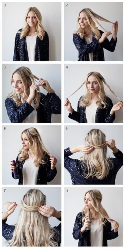 Die besten Frisuren und Haare für geflochtenes Haar