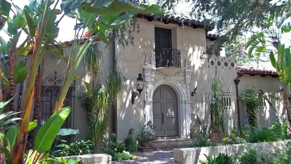 Image Detail For Historic Spanish Colonial Revival Home In La Canada Flintridge Ca